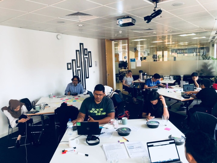 London Bootcamp – learnings